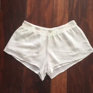 O'Neill gauze cotton pearl shorts